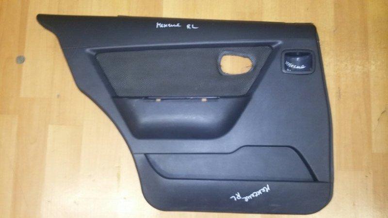 Обшивка двери Daewoo Nexia KLETN A15SMS 2012 задняя левая