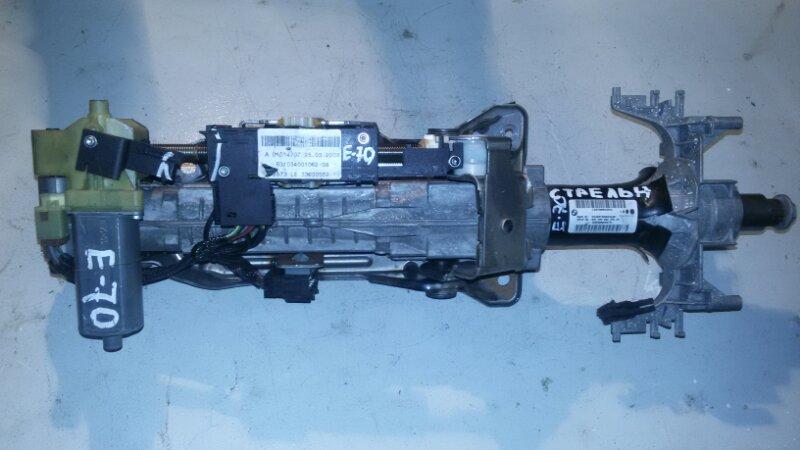 Колонка рулевая Bmw X5 E70 M57TU2D30 2008