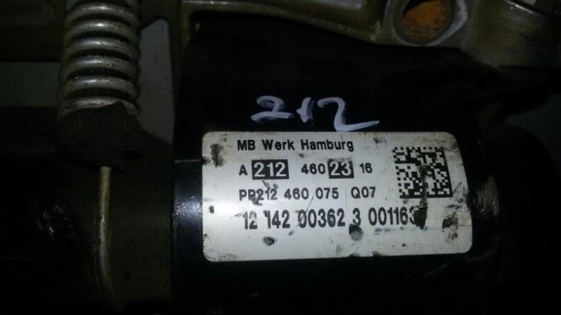 Колонка рулевая Mercedes-Benz E-Class W212 M271.860 2012