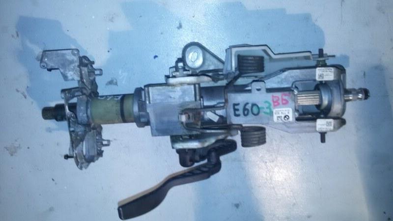 Колонка рулевая Bmw 5-Series E60 N52B25A 2006