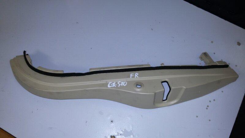 Накладка на обшивку двери Lexus Lx570 URJ201 3UR-FE 2009 передняя правая