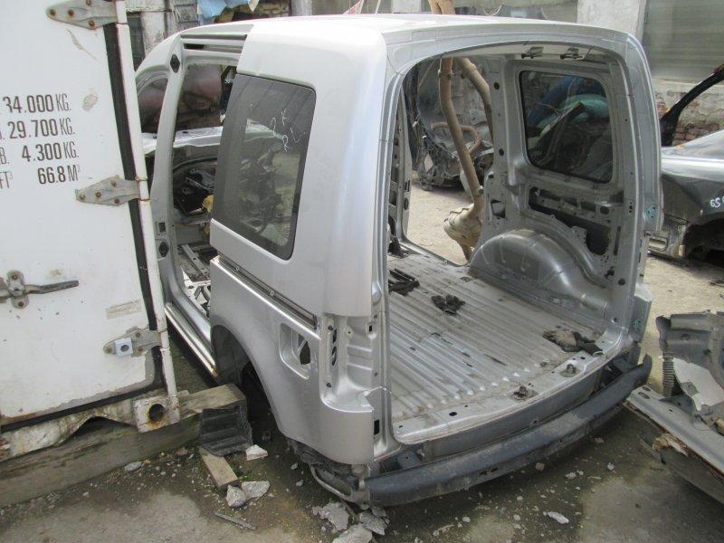 Полозья сдвижной двери Volkswagen Caddy 2KB BSE 1.6 2007 задняя левая