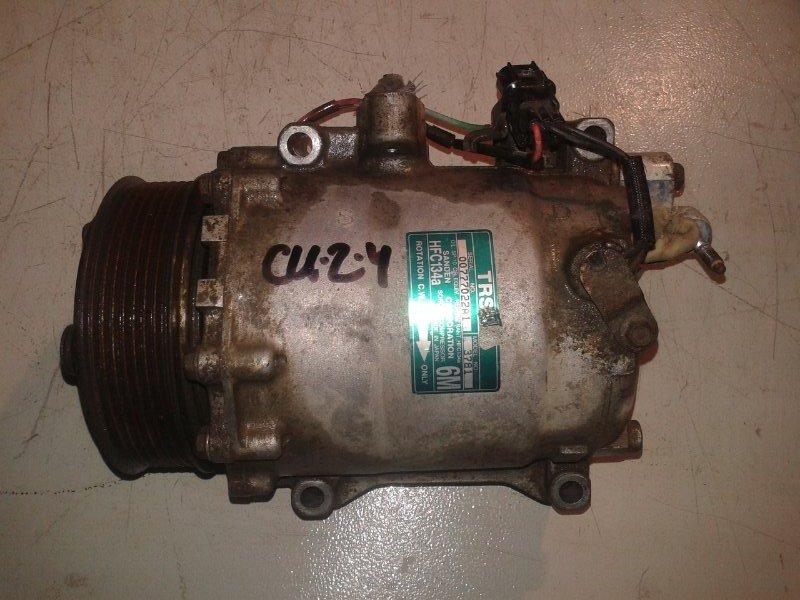 Компрессор кондиционера Honda Accord CU2 K24Z3, 2,4 2012
