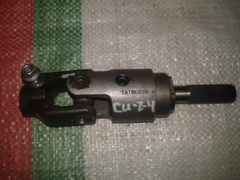 Карданчик рулевой Honda Accord CU2 K24Z3, 2,4 2012