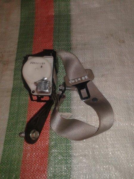 Ремень безопасности Honda Accord CU2 K24Z3, 2,4 2012 задний правый