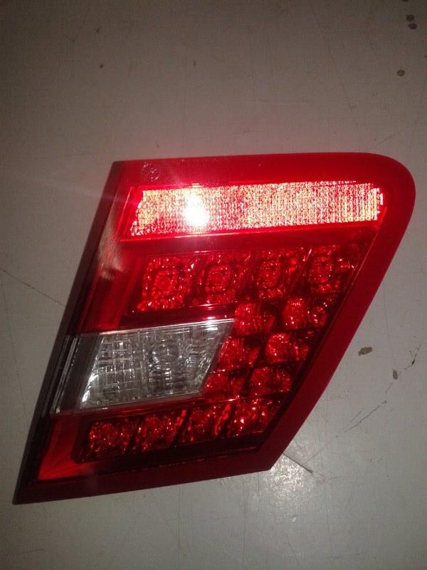 Задний фонарь Mercedes-Benz E-Class W212 M271.860 2012 задний правый