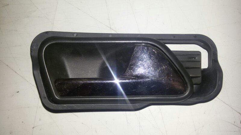 Ручка двери внутренняя Volkswagen Caddy 2KB BSE 1.6 2007 передняя правая