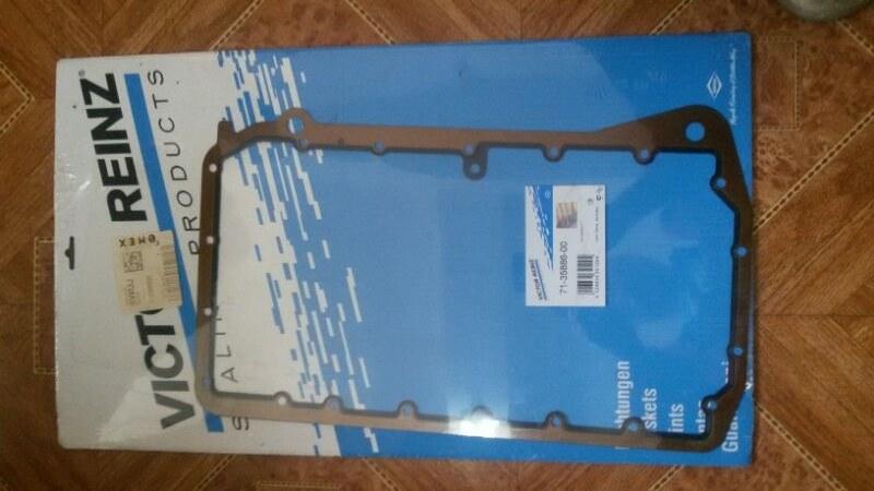 Прокладка Bmw 3-Series E90 N52B25 2006