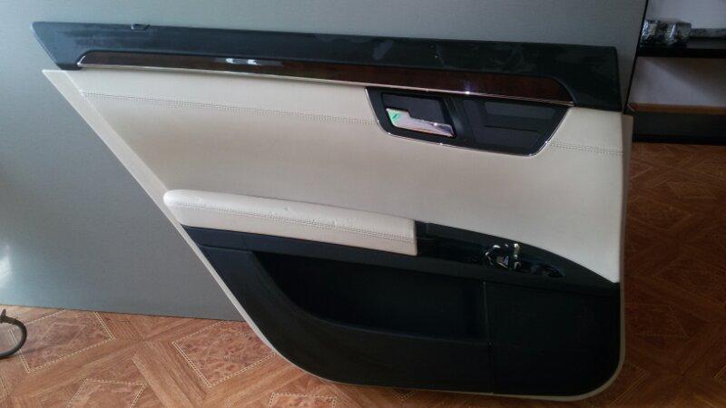 Обшивка двери Mercedes-Benz S-Class W221 M273.961 2008 задняя левая