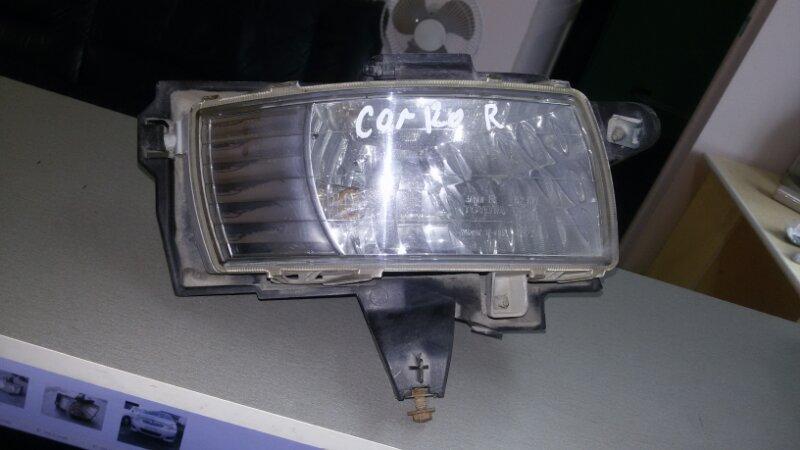 Фара противотуманная Toyota Corolla E120L 4ZZ-FE 2004 передняя правая