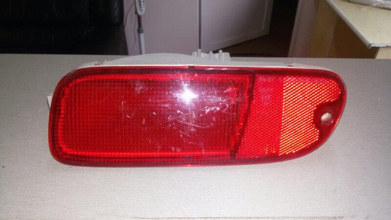 Задний фонарь Suzuki Swift AA44, HT51S, HT81S, SF310 01.2000 - 11.2004 задний левый