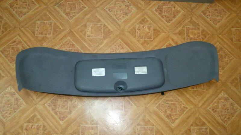 Обшивка крышки багажника Bmw 7-Series E65 N62B44A 2003
