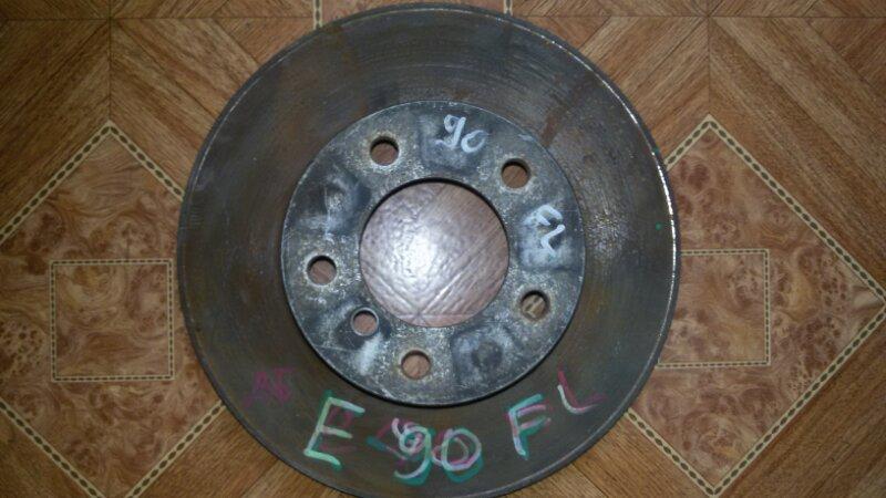 Диск тормозной Bmw 3-Series E90 N52B25 2006 передний