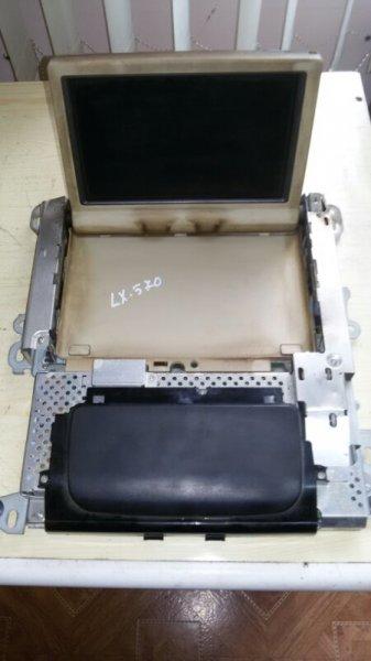 Дисплей Lexus Lx570 URJ201 3UR-FE 2009 верхний