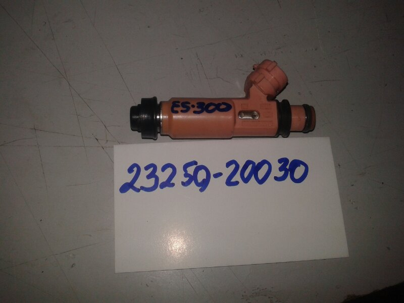 Инжектор, форсунка Lexus Es300 MCV30 1MZFE 2002
