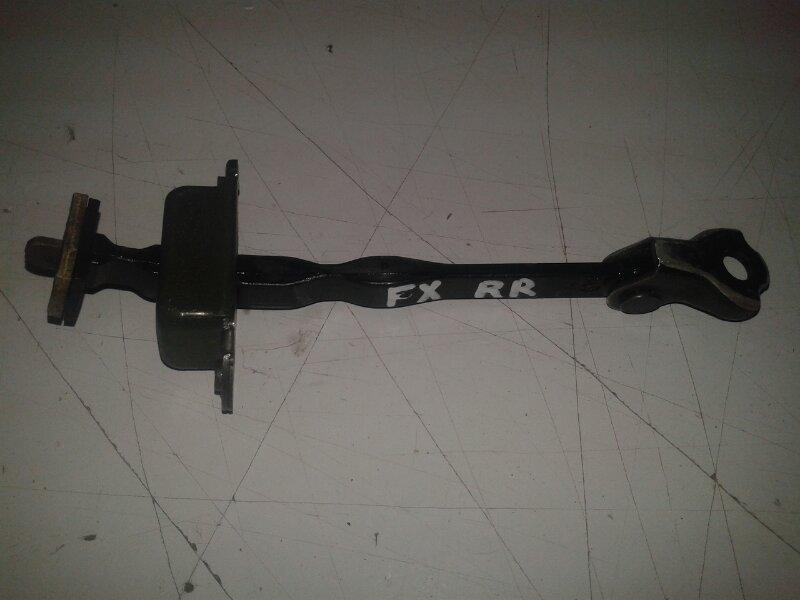 Ограничитель двери Infiniti Fx45 S50 VK45DE 2006 задний