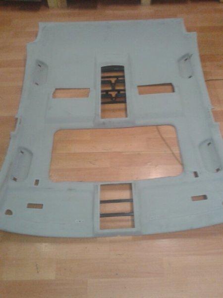 Обшивка потолка Bmw 7-Series E65 N62B44A 2003 верхняя