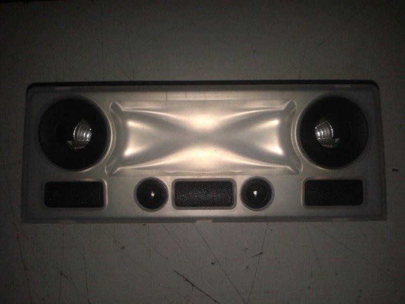 Плафон салона Bmw 5-Series E60 N52B25A 2006 передний