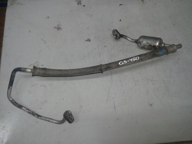 Трубка кондиционера Lexus Gs450H GWS191 2GRFSE 2008