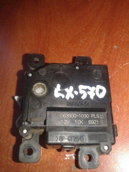 Сервопривод заслонок печки Lexus Lx570 URJ201 3UR-FE 2009