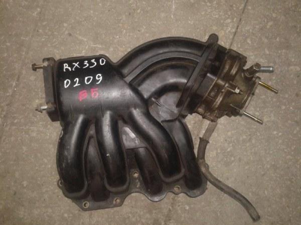 Коллектор впускной Lexus Rx330 MCU38 3MZ-FE 2004