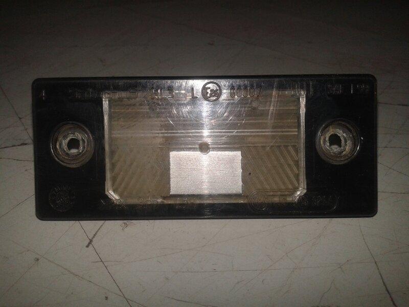 Подсветка номера Volkswagen Touareg 7LA AXQ 2005 задняя