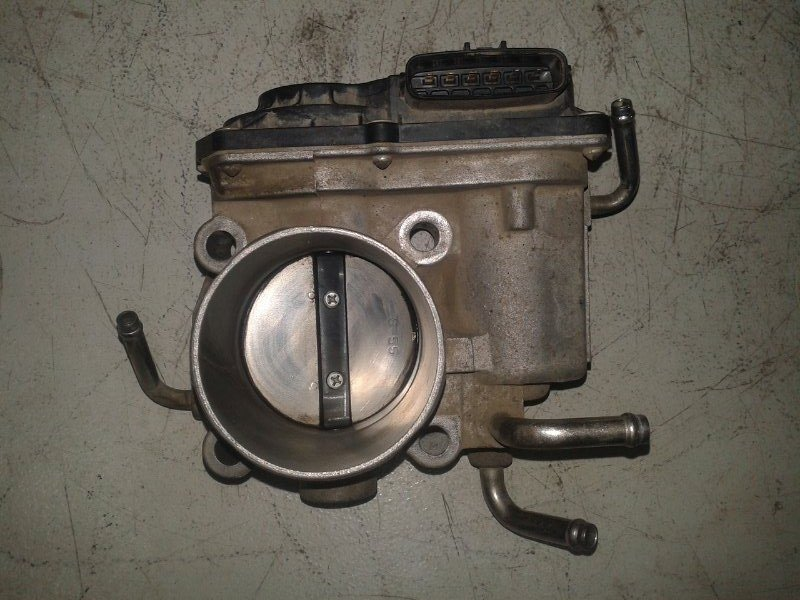 Заслонка дроссельная Toyota Rav4 ACA31 2AZ-FE 2007