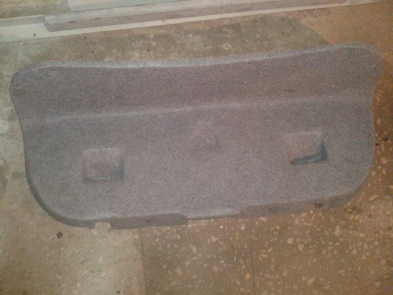 Обшивка крышки багажника Bmw 3-Series E90 N52B25 2006 задняя