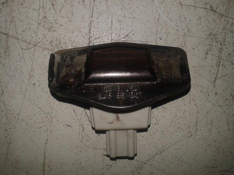 Подсветка номера Honda Accord CL9 K24A3 2006 задняя