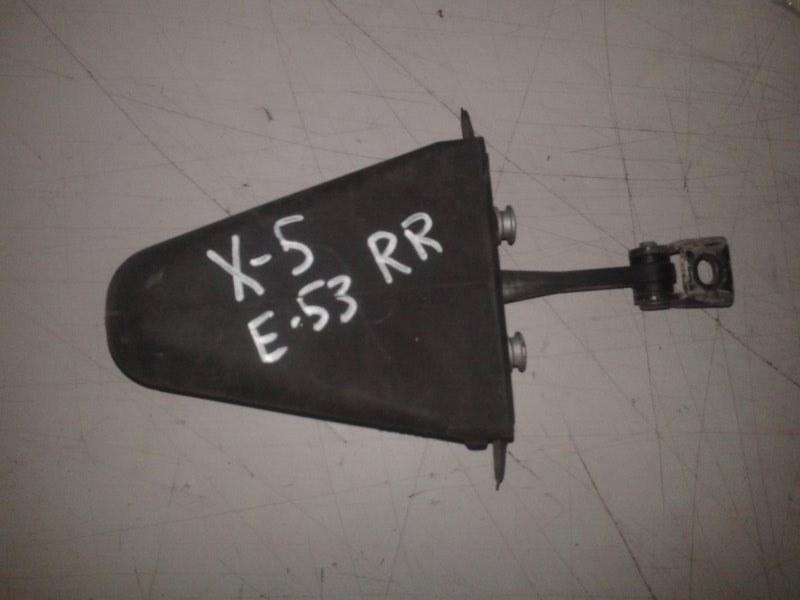 Ограничитель двери Bmw X5 E53 M62B44TU 2001 задний правый