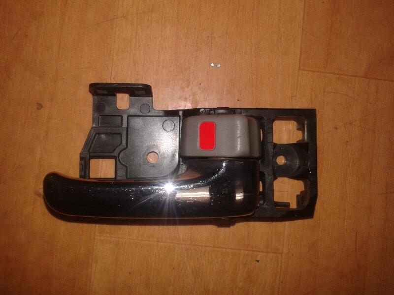 Ручка двери внутренняя Lexus Lx470 UZJ100 2UZ-FE 2004 задняя правая