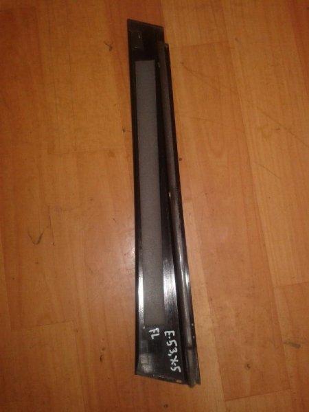 Накладка на дверь Bmw X5 E53 M62B44TU 2001 передняя левая