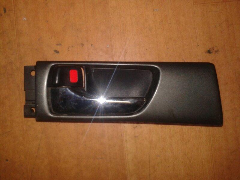 Ручка двери внутренняя Lexus Es300 MCV30 1MZ-FE 2002 задняя левая
