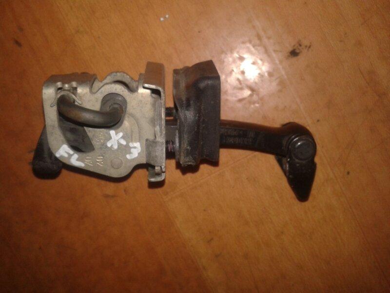 Ограничитель двери Bmw X3 E83 N52B30 2007 передний левый
