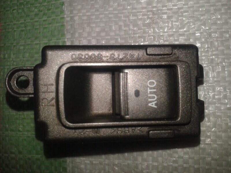 Кнопка стеклоподъемника Lexus Lx570 URJ201 3UR-FE 2009 задняя правая