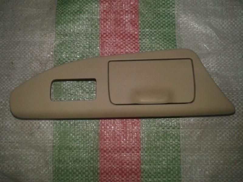 Накладка на обшивку двери Lexus Lx570 URJ201 3UR-FE 2009 задняя правая