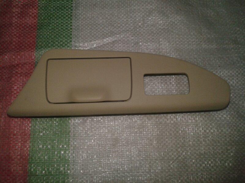 Накладка на обшивку двери Lexus Lx570 URJ201 3UR-FE 2009 задняя левая