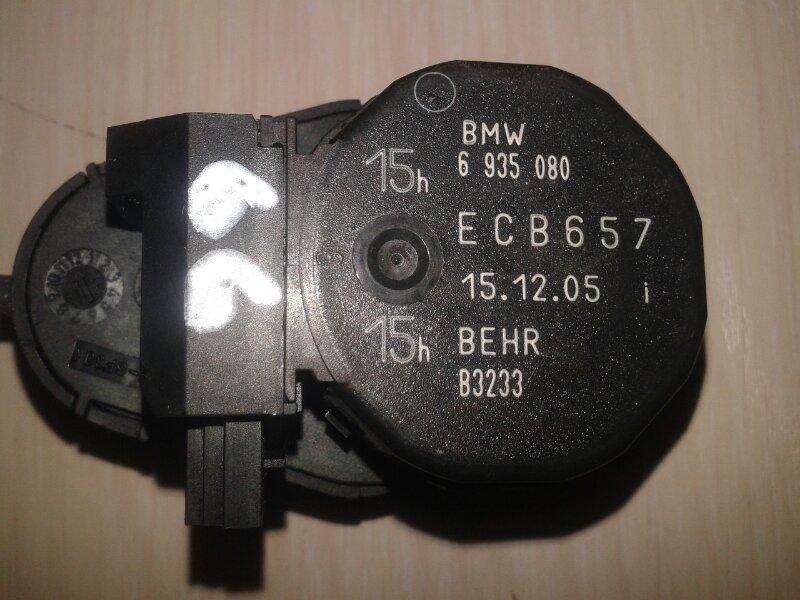Мотор заслонки печки Bmw 7-Series E65 N62B44A 2003