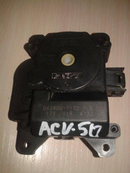 Мотор заслонки печки Toyota Camry ASV50 2ARFE 2013