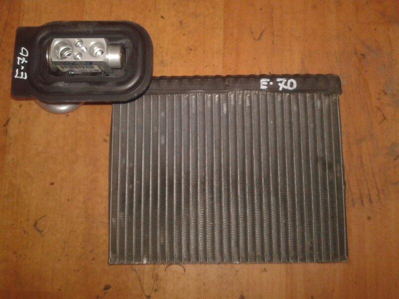 Радиатор кондиционера Bmw X5 E70 M57TU2D30 2008