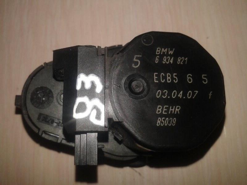 Мотор заслонки печки Bmw X3-Series E83 N52B30 2007