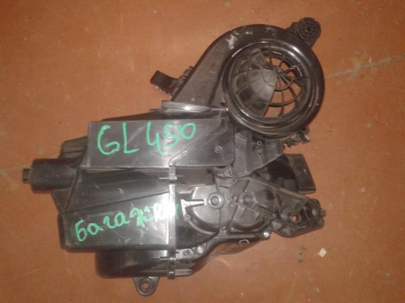 Корпус отопителя Mercedes-Benz Gl-Class X164 M273.923 2006 задний