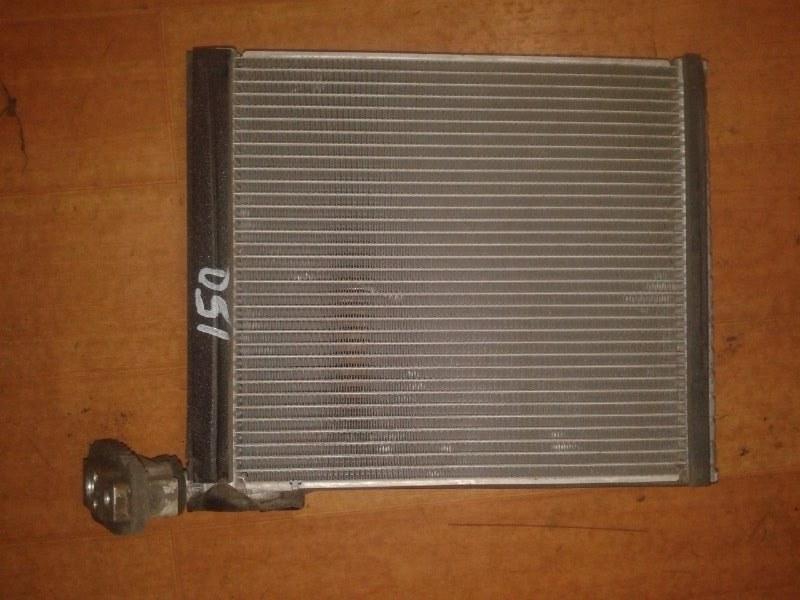 Радиатор кондиционера Toyota Corolla E150 1NR-FE 2013