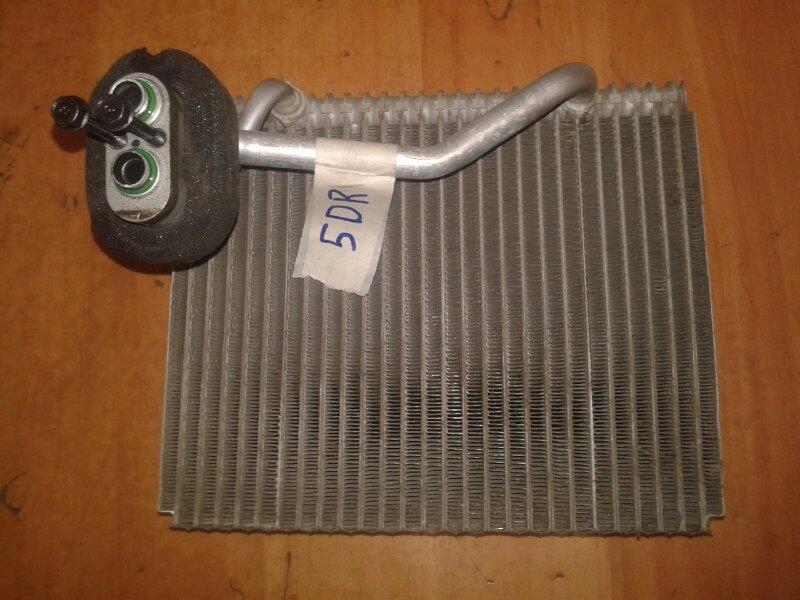 Радиатор кондиционера Hyundai Santa Fe CM G4KE, 2.4L 2010
