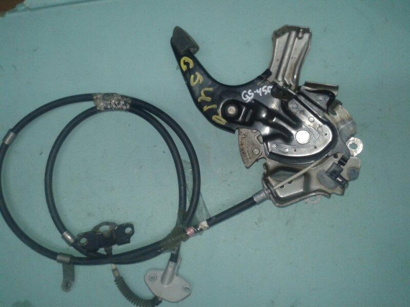 Педаль тормоза Lexus Gs450H GWS191 2GRFSE 2008