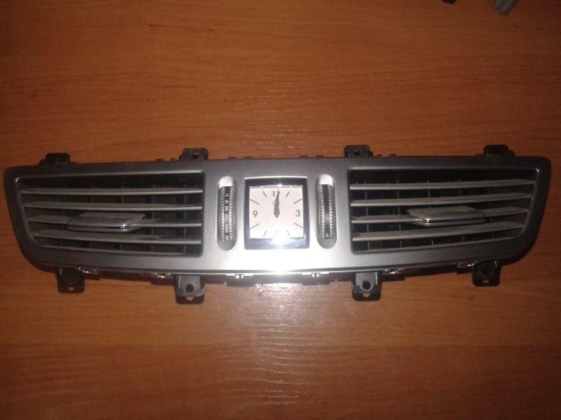 Решетка вентиляционная Mercedes-Benz S-Class W221 M273.961 2008