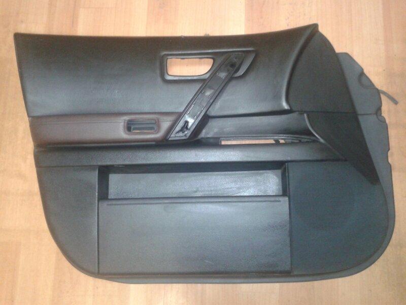 Обшивка двери Infiniti Fx45 S50 VK45DE 2006 передняя левая