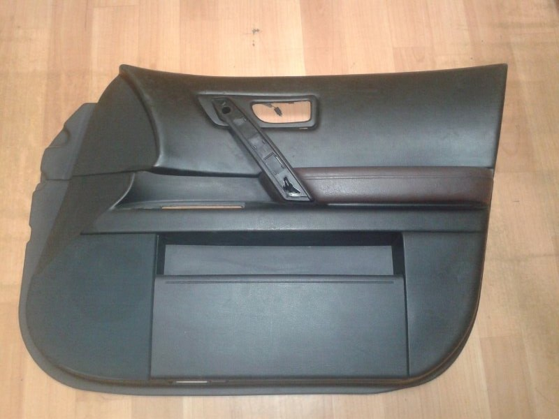 Обшивка двери Infiniti Fx45 S50 VK45DE 2006 передняя правая