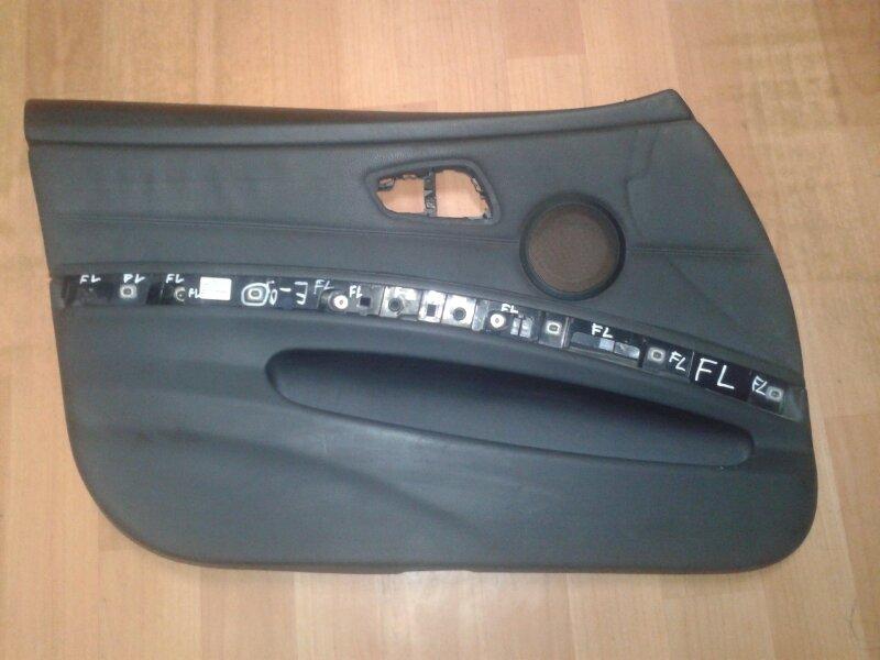 Обшивка двери Bmw 3-Series E90 N52B25 2006 передняя левая