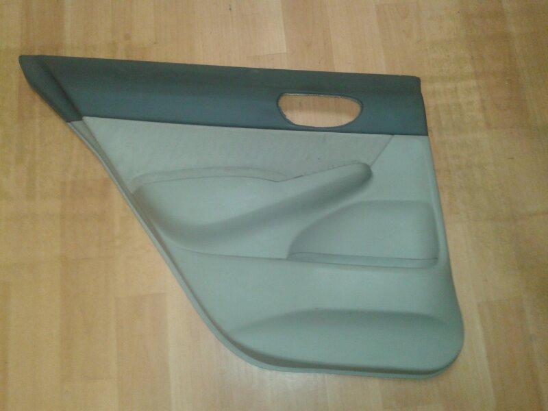Обшивка двери Honda Civic FD3 LDA2 2011 задняя левая